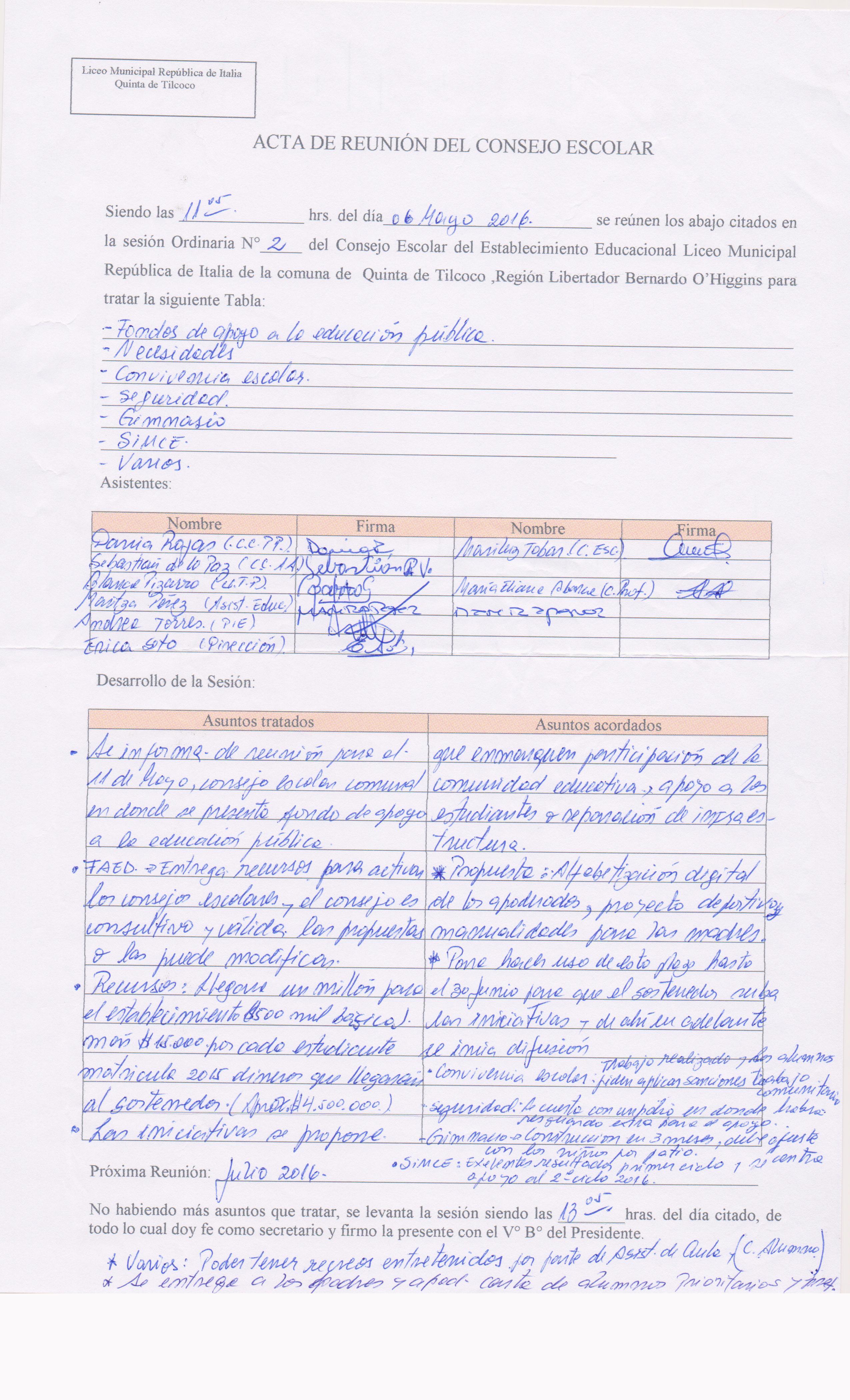 1052016150003_consejo_001 Jpg # Muebles Quinta De Tilcoco